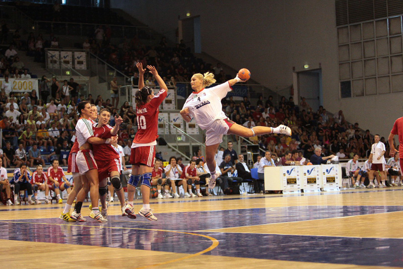 Handball 2008 19th World University Championship