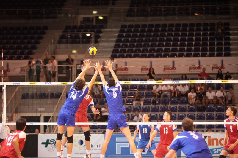 Volley Mondiali Pre-Juniores 2009